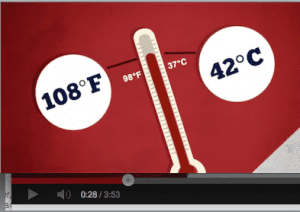 Heat Stroke Video