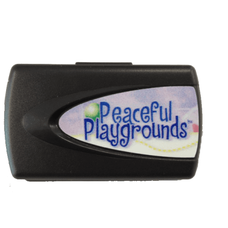 Peaceful Playgrounds Pedometer
