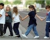 children-walking