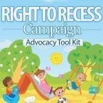 Right to Recess tool kit cover