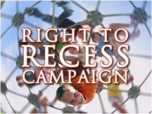 Saving Recess