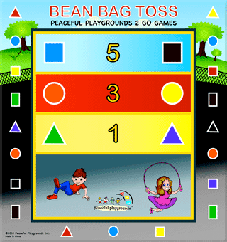 2 Go Games Bean Bag Target