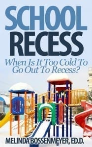 Too Cold For Recess