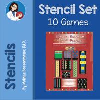 10 stencil games PE
