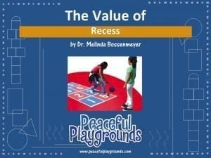 Value of Recess Webinar
