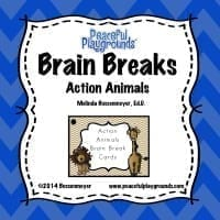 Brain Breaks Animals