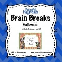 Brain Breaks Halloween