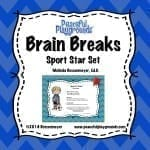 Brain Breaks Sports Stars