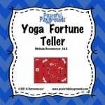 Yoga fortune teller Cov