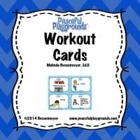 Product cov Workout cards