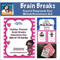 Brain Breaks Valentines Day