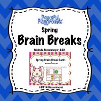 Spring Brain Breaks