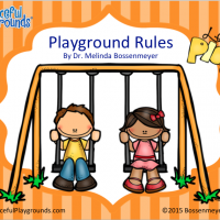 cover playground rules