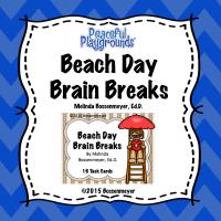 Beach Day BB Cover