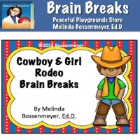 Brain Breaks Cowboy 8x8