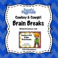 Cowboy Brain Breaks