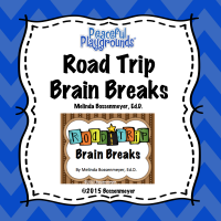 Road Trip Brain Breaks