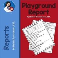 Playground Report